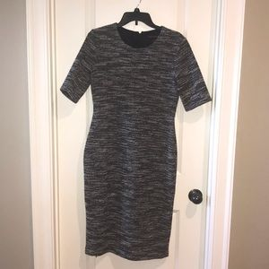 Banana Republic Boucle Sheath Dress